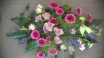 bloemstuk lilarose langwerpig2
